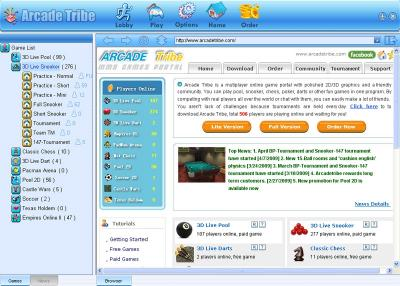 Download Arcadetribe Pool 3D