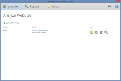 Download Arclab Website Link Analyzer