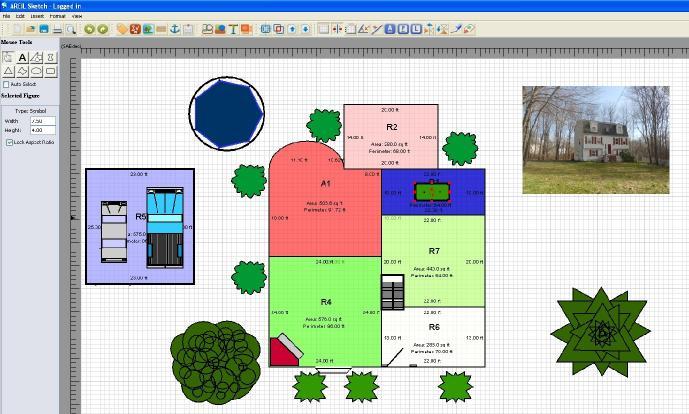 Download AREIL Sketch - Floor Plan Software