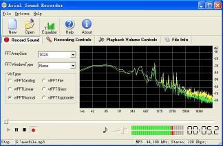 Download Arial Sound Recorder