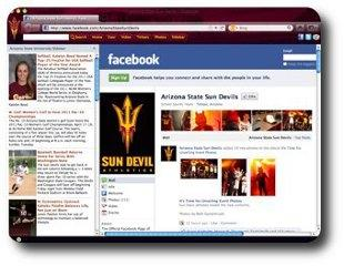 Download Arizona State IE Browser Theme