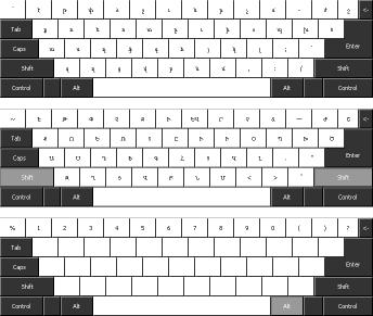Download Armenian Phonetic Keyboard Layout