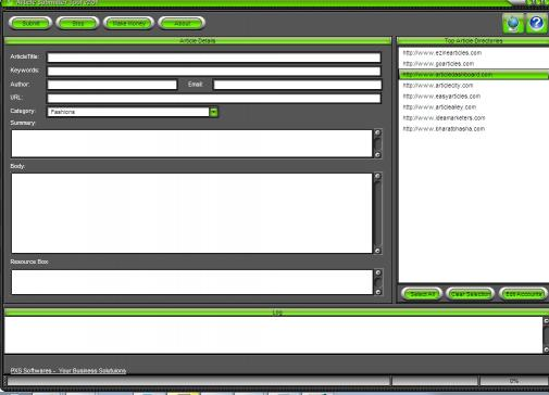 Download Article Submitter Tool