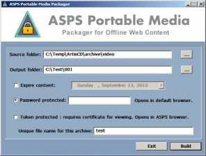 ArtistScope Portable Media