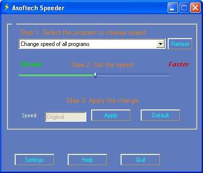 Asoftech Speeder