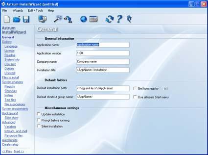 Download Astrum InstallWizard