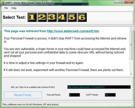 Download Atelier Web Firewall Tester