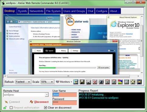 Download Atelier Web Remote Commander