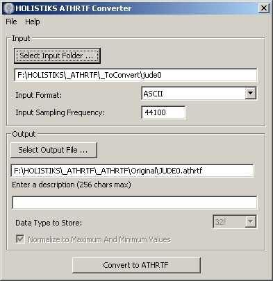 Download ATHRTF Converter
