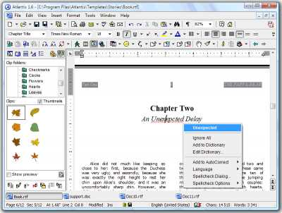 Download Atlantis Word Processor