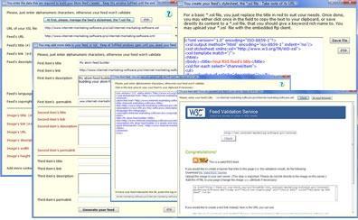 Download Atom feed builder