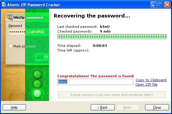 Free 7 zip password cracker   brute force  2019-04-25