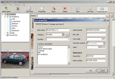 Download Attic Manager