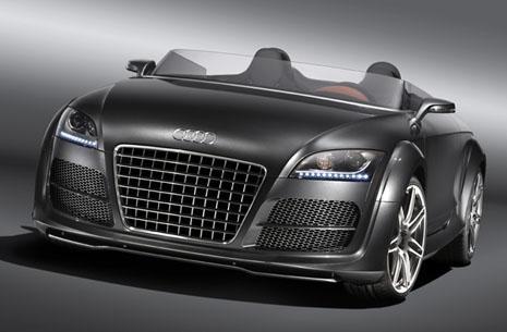 Download Audi TT Clubsport Screensaver