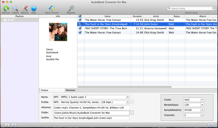 Free audio to mp3 converter for mac
