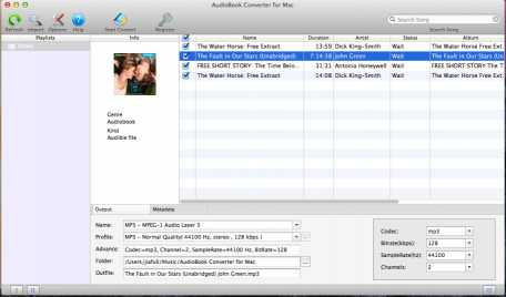 Download Audio Book To MP3 Converter for Mac
