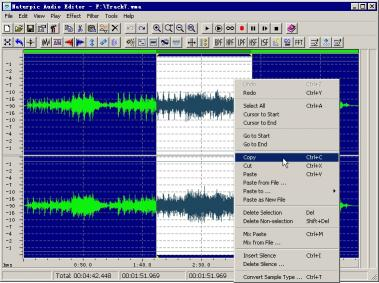 Download Audio Editor Free