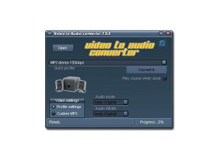 Download Audio MP3 from Video Converter