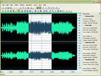 Download Audio Music Editor