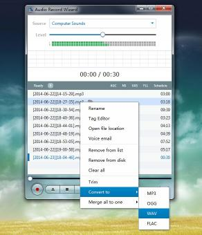 Download Audio Record Wizard