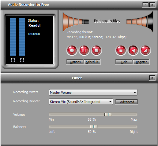 Audio recorder for free standaloneinstaller. Com.