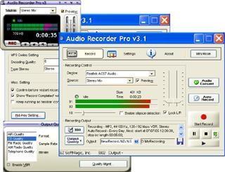 Download Audio Recorder Pro
