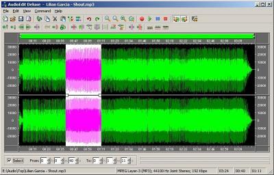 Download AudioEdit Deluxe