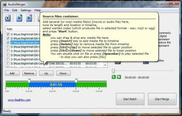 Download AudioMerger