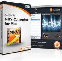 Aunsoft MKV Converter for Mac