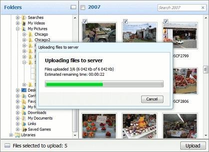 Download Aurigma Image Uploader Dual