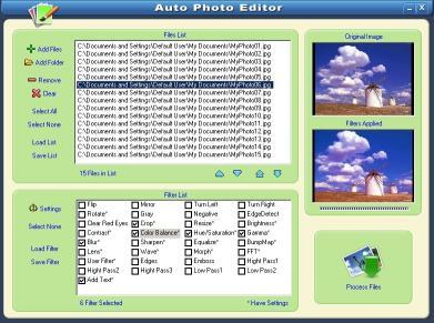 Download Auto Photo Editor