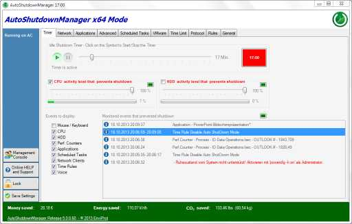 Download Auto Shutdown Manager