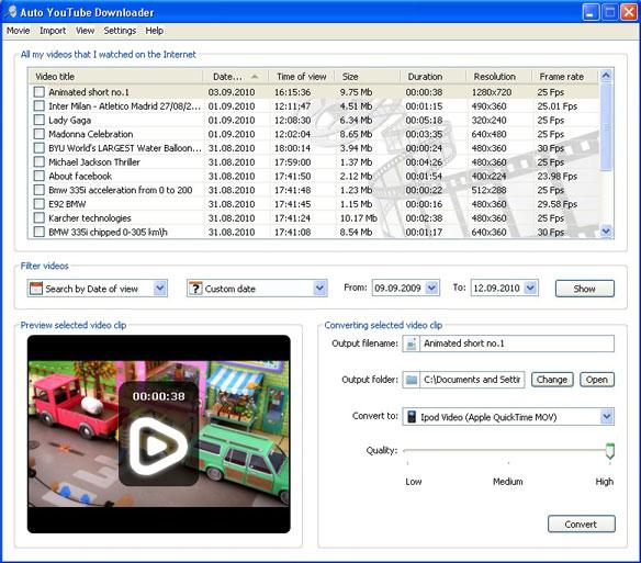 Auto YouTube Downloader - standaloneinstaller com