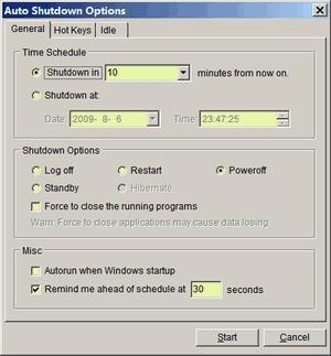Download AutoShutdown