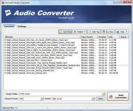 Download Auvisoft Audio Converter