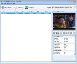 Download Auvisoft Video Converter