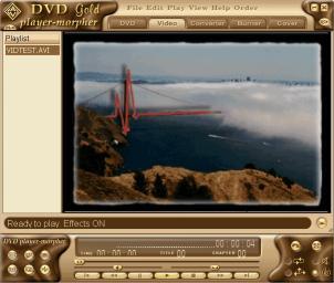 Download AV DVD Player-Morpher Gold