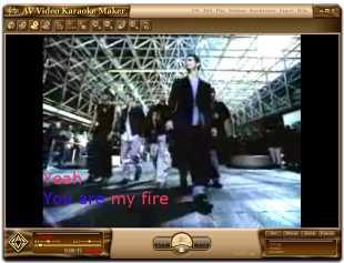 AV Video Karaoke Maker free