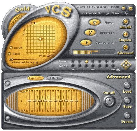 Download AV Voice Changer Gold