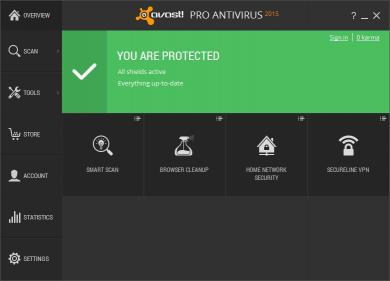 Download Avast Pro Antivirus 2015