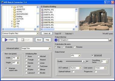 Download AVD Batch Converter
