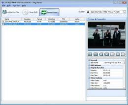 Download AVI-FLV-MP4-WMV Converter