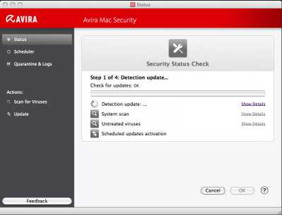 Download Avira Free Mac Security