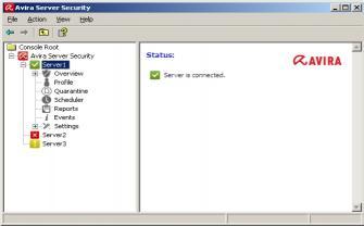 Download Avira Server Security