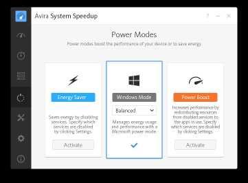 Download Avira System Speedup