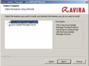 Download Avira Update Manager (Unix)