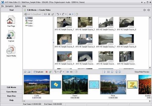 Download AVS Video Editor
