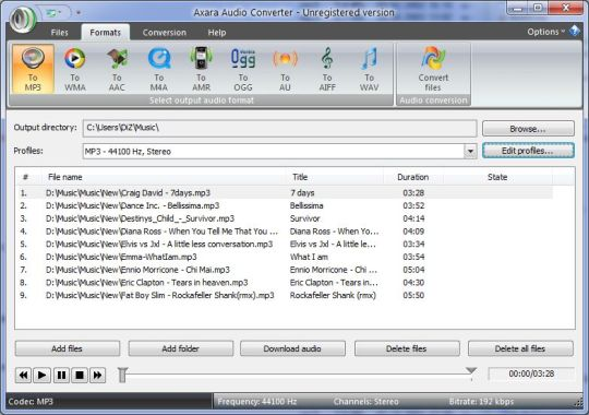Axara Audio Converter by Axara