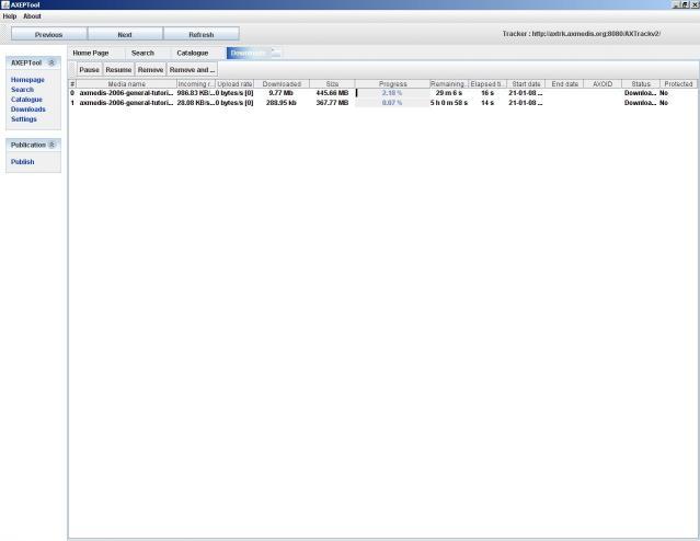 Download AXEPTool
