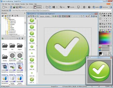 Download Axialis IconWorkshop